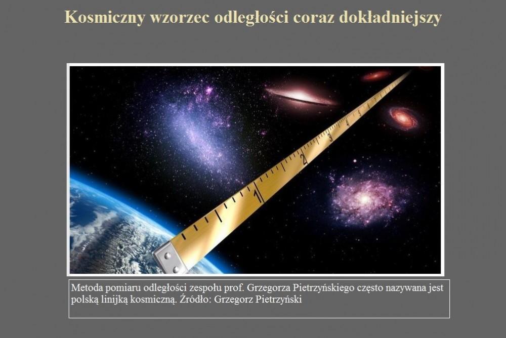 Kosmiczny wzorzec odległości coraz dokładniejszy.jpg