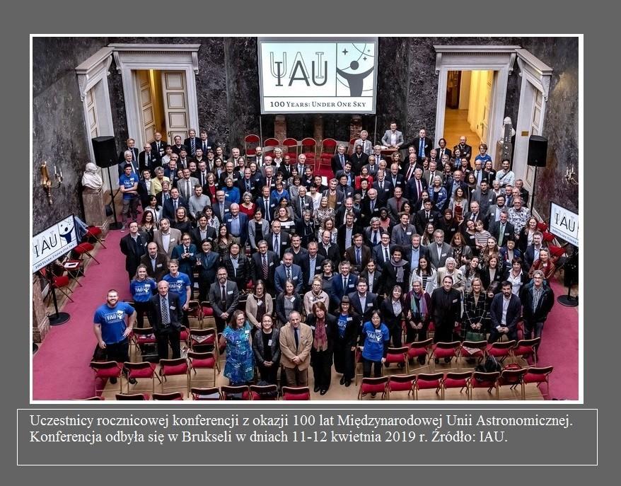Międzynarodowa Unia Astronomiczna świętuje 100 lat5.jpg