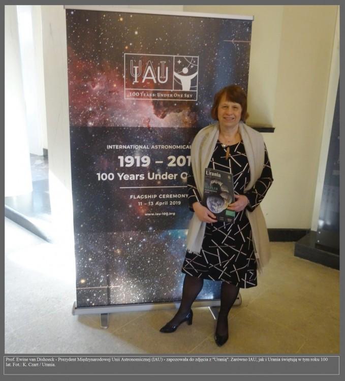 Międzynarodowa Unia Astronomiczna świętuje 100 lat2.jpg