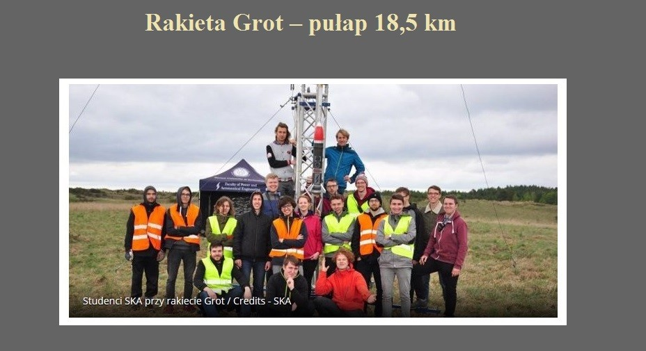 Rakieta Grot – pułap 18,5 km.jpg