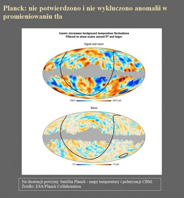 Planck nie potwierdzono i nie wykluczono anomalii w promieniowaniu tła.jpg