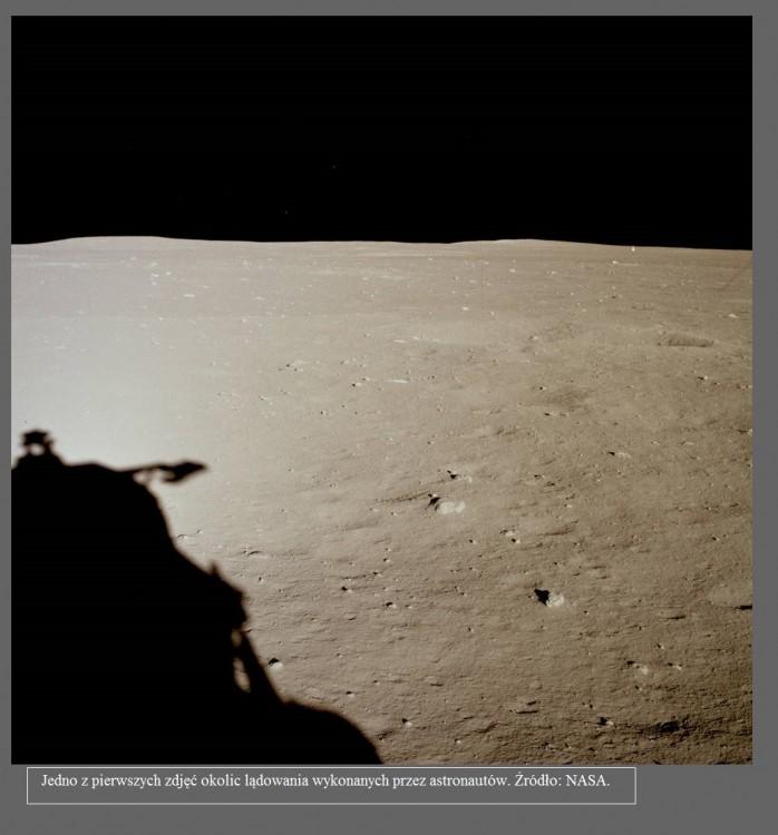 Jak wyglądało lądowanie astronautów na Księżycu Przebieg misji Apollo 11 (część 2.)2.jpg