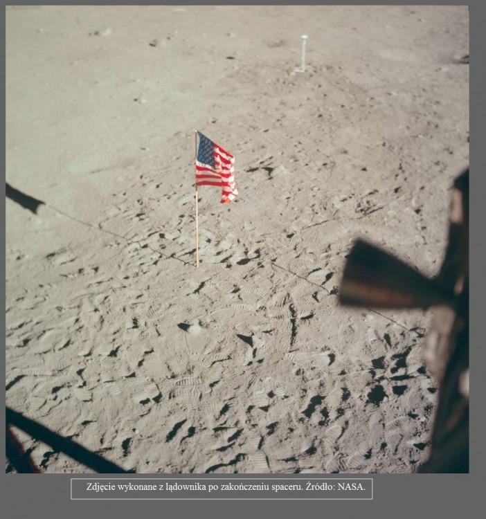 Co robili astronauci na Księżycu Przebieg misji Apollo 11 (część 3.)6.jpg