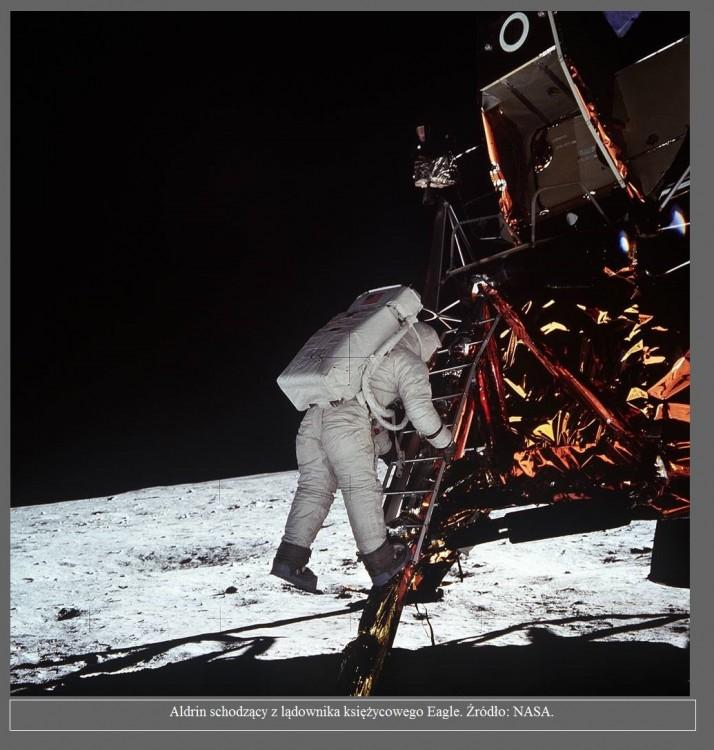 Co robili astronauci na Księżycu Przebieg misji Apollo 11 (część 3.)3.jpg