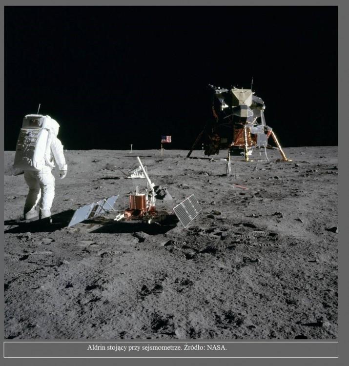 Co robili astronauci na Księżycu Przebieg misji Apollo 11 (część 3.)4.jpg