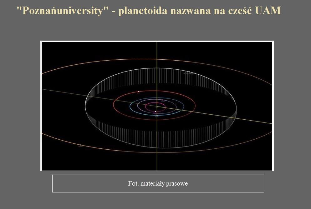 Poznańuniversity - planetoida nazwana na cześć UAM.jpg