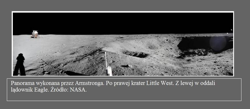 Co robili astronauci na Księżycu Przebieg misji Apollo 11 (część 3.)5.jpg