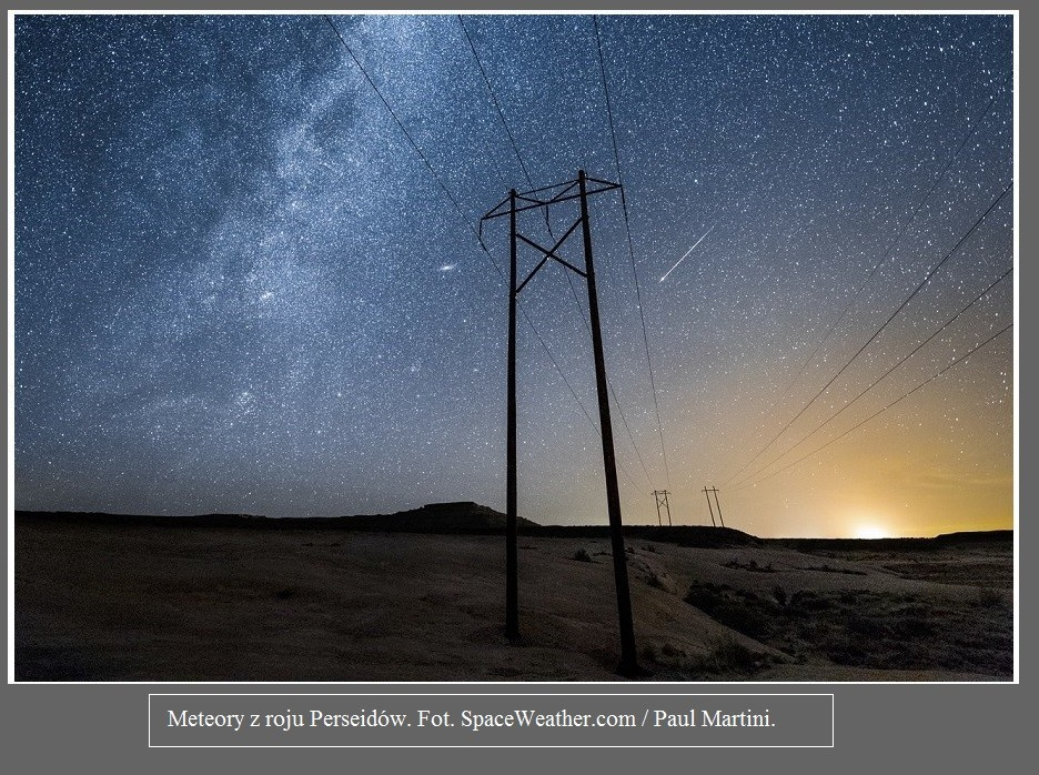 Nie widziałeś w nocy spadających gwiazd Zobacz meteory z roju Perseidów na świetnych zdjęciach5.jpg