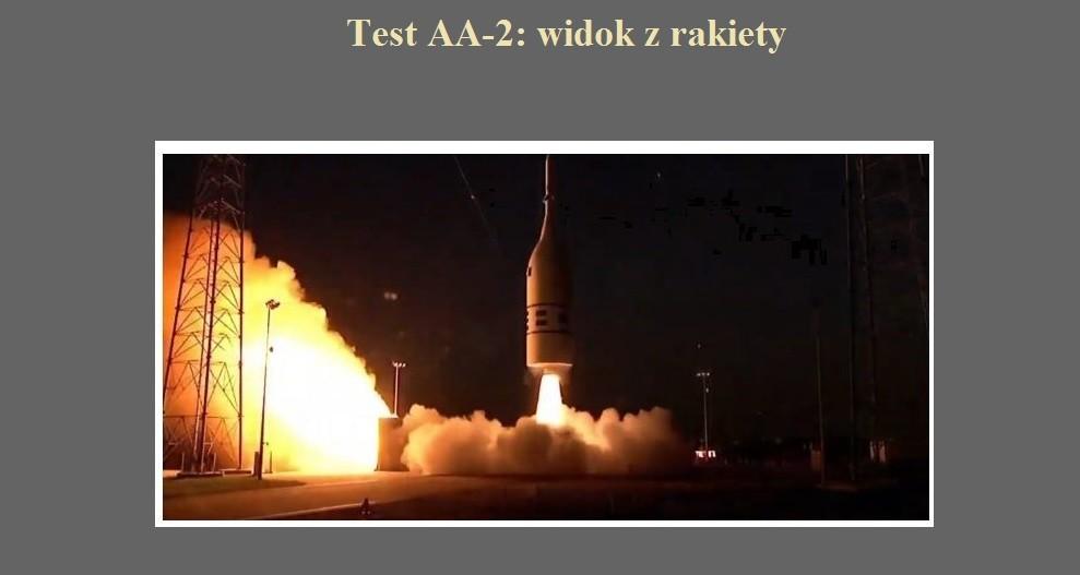 Test AA-2 widok z rakiety.jpg