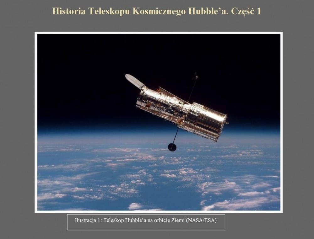 Historia Teleskopu Kosmicznego Hubble'a. Część 1.jpg