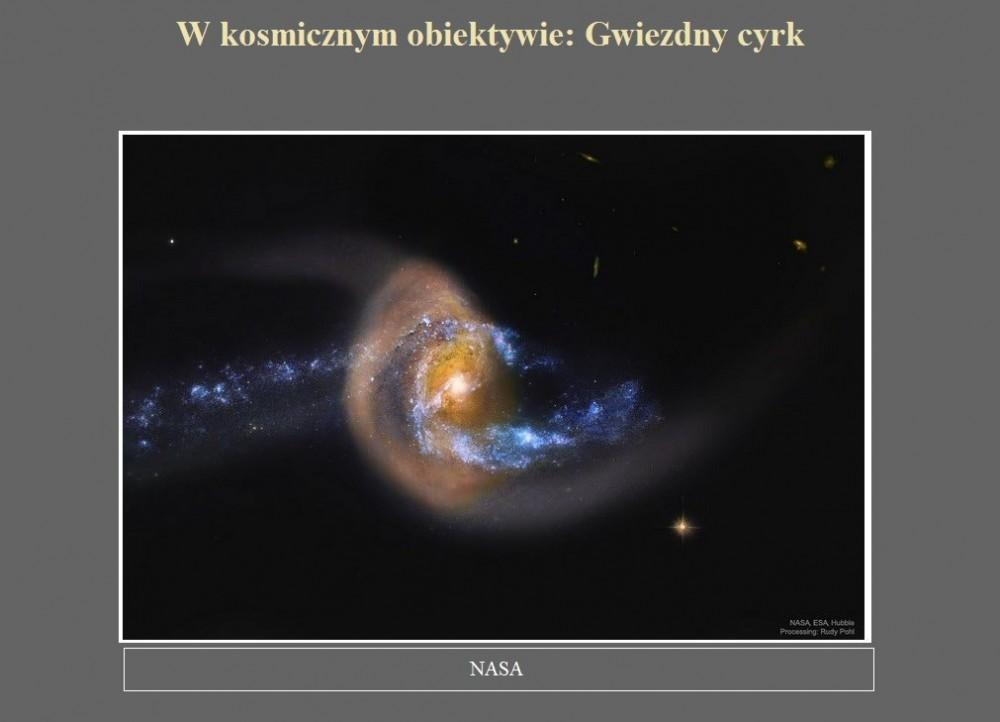 W kosmicznym obiektywie Gwiezdny cyrk.jpg