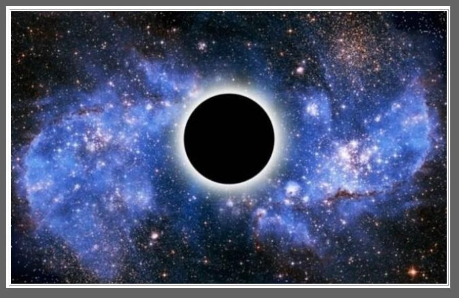 Uchwycono rozbłyski czarnej dziury znajdującej się w naszej Galaktyce2.jpg