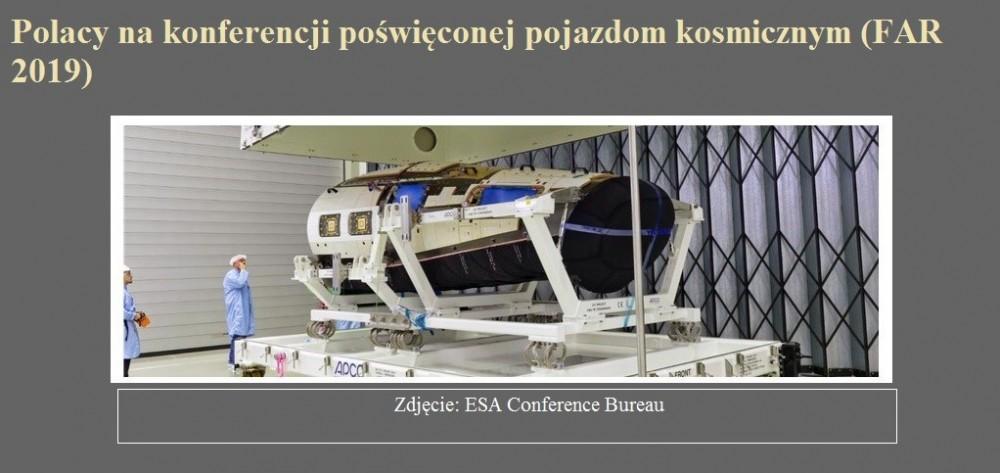 Polacy na konferencji poświęconej pojazdom kosmicznym (FAR 2019).jpg