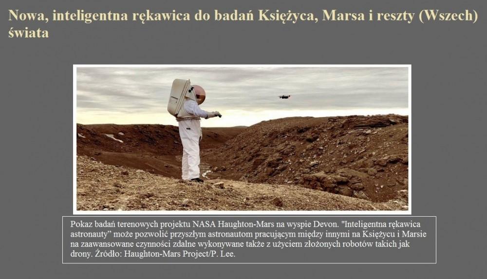 Nowa, inteligentna rękawica do badań Księżyca, Marsa i reszty (Wszech)świata.jpg
