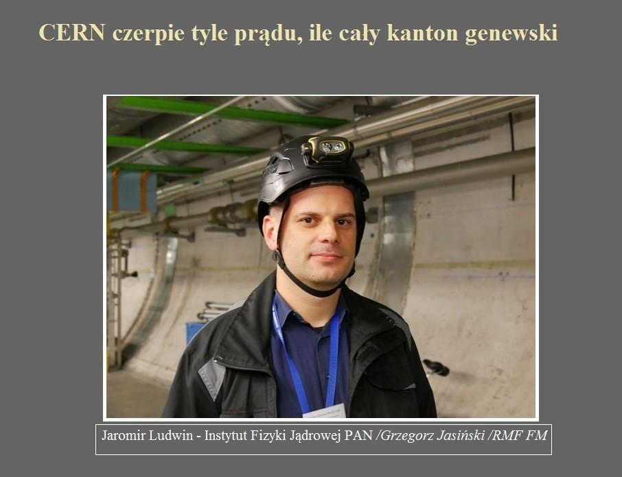 CERN czerpie tyle prądu, ile cały kanton genewski.jpg