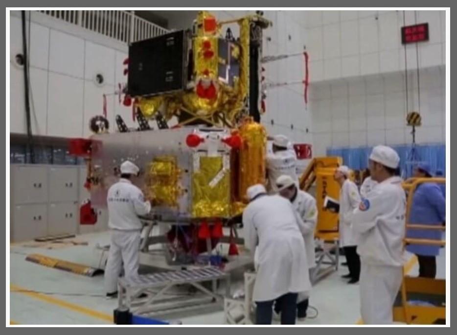 Chiny Misja Change5 poleci na Księżyc pod koniec 2020 roku2.jpg