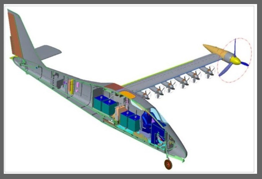 NASA przedstawiła swój pierwszy samolot elektryczny X-57 Maxwell2.jpg