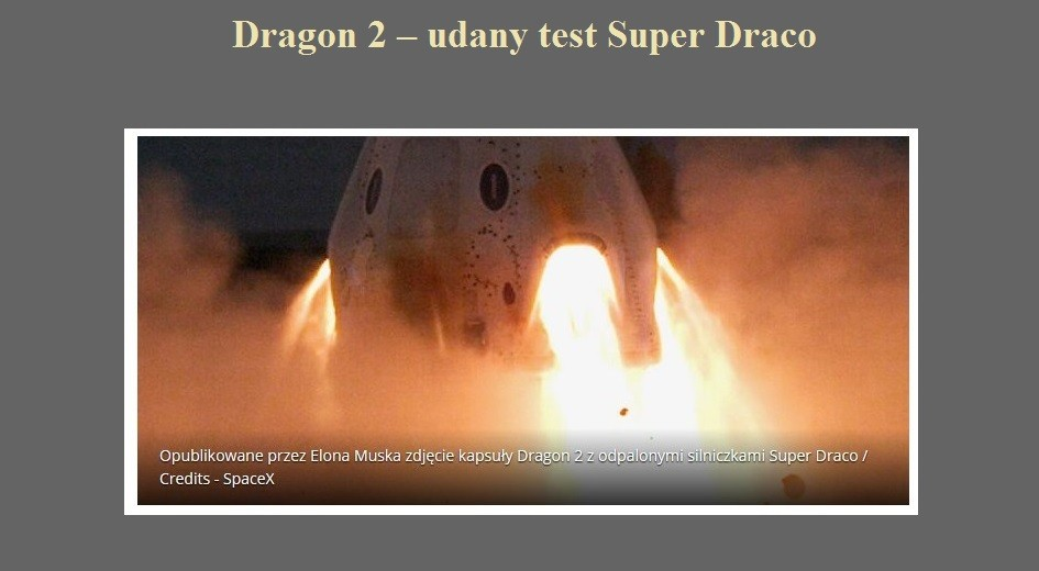 Dragon 2 – udany test Super Draco.jpg