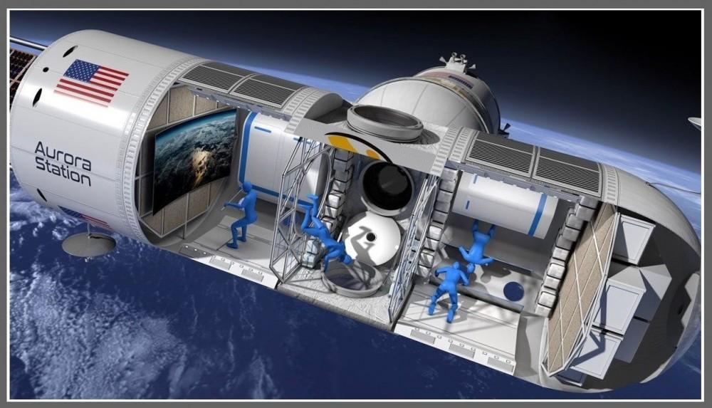 Kosmos dla wszystkich. Na ziemskiej orbicie powstaną trzy luksusowe hotele2.jpg