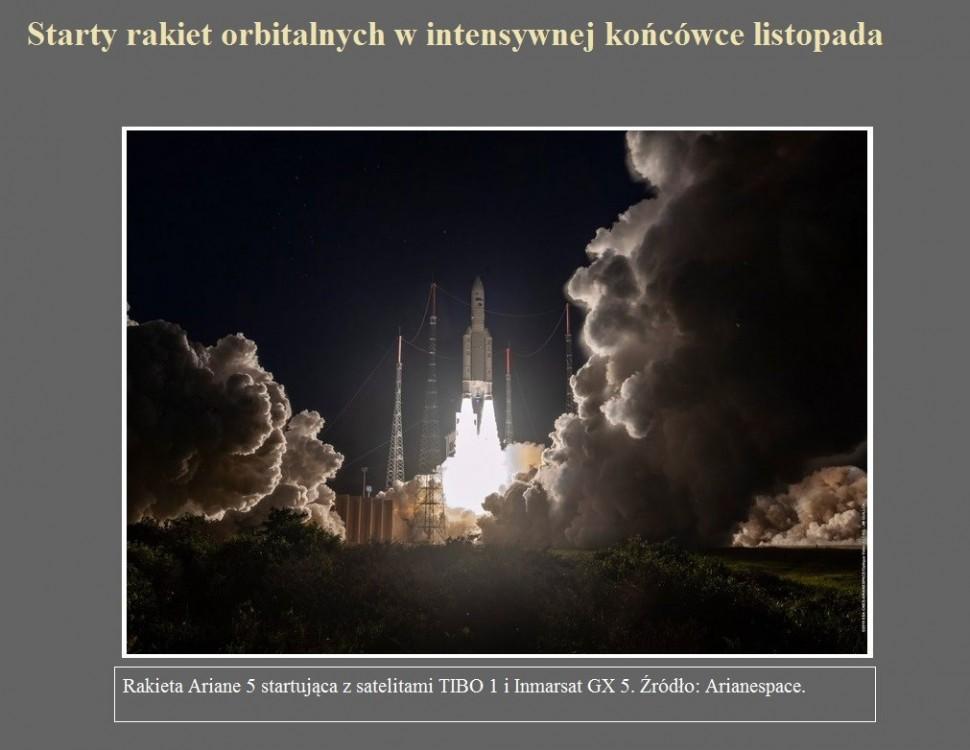 Starty rakiet orbitalnych w intensywnej końcówce listopada.jpg