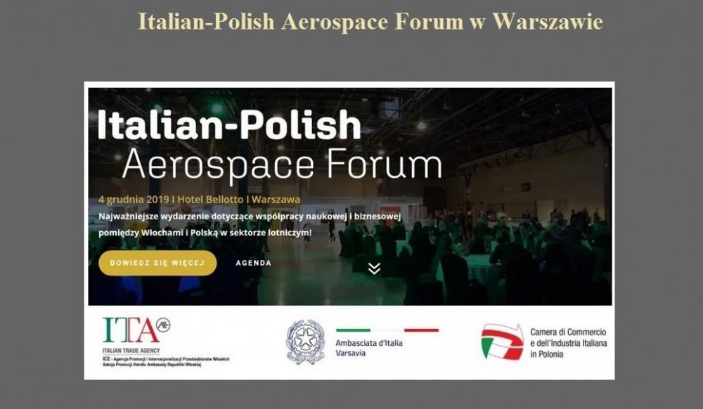Italian-Polish Aerospace Forum w Warszawie.jpg