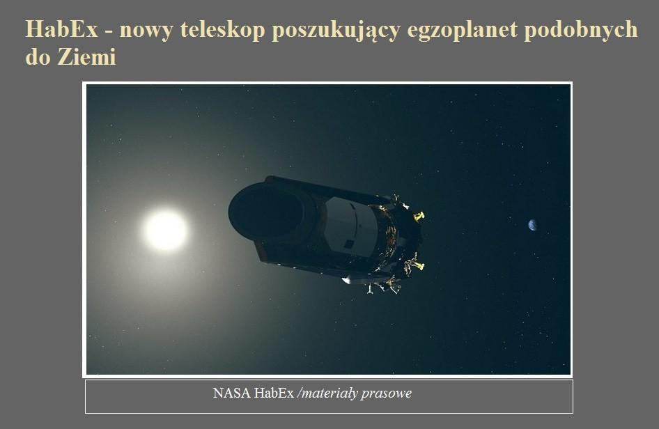 HabEx - nowy teleskop poszukujący egzoplanet podobnych do Ziemi.jpg