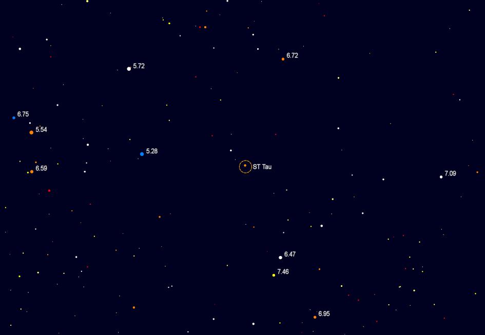 ST Tau mapa.png