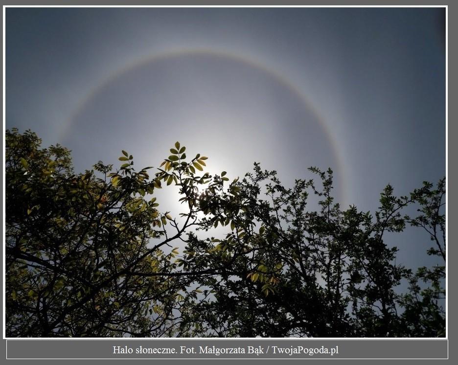 Fantastyczne zjawisko nad Polską. Wokół Słońca pojawił się tęczowy pierścień [ZDJĘCIA]4.jpg