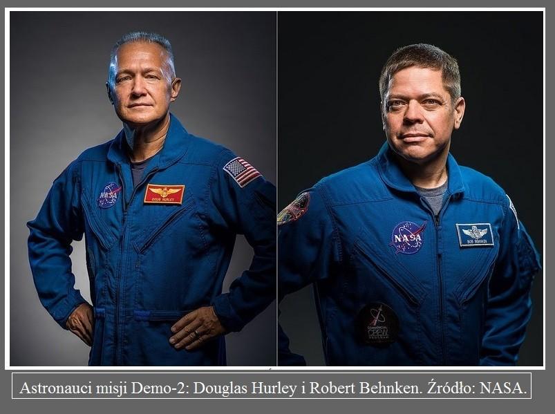 Za tydzień start astronautów w statku SpaceX Wszystko co musisz wiedzieć o tym locie4.jpg