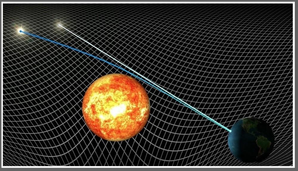 Ogólna teoria względności Einsteina została potwierdzona. Wszechświat jest nudny2.jpg