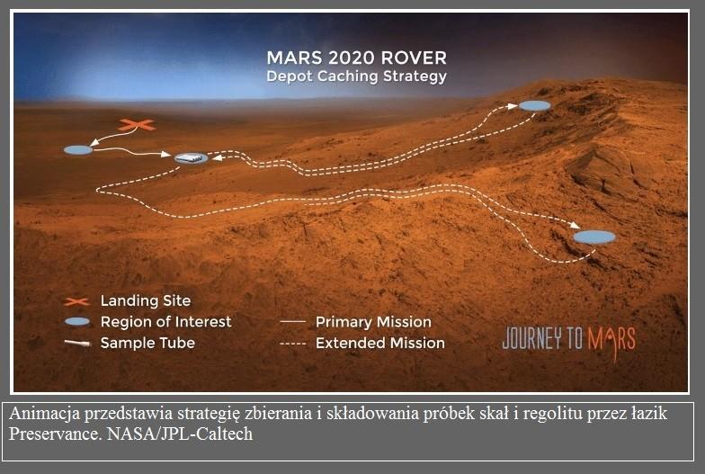 Co warto wiedzieć o nowym łaziku NASA – Preservance4.jpg
