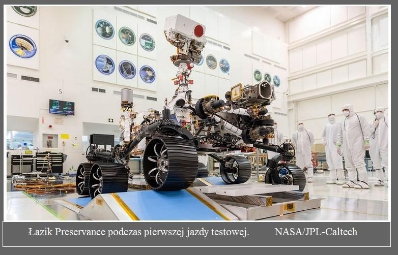 Co warto wiedzieć o nowym łaziku NASA – Preservance2.jpg