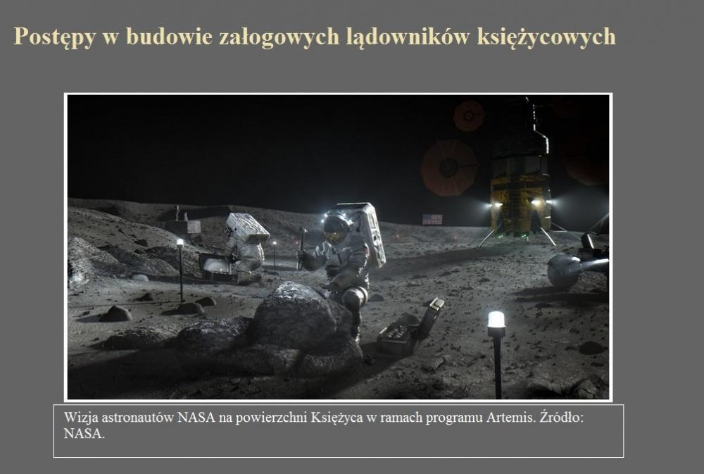 Postępy w budowie załogowych lądowników księżycowych.jpg