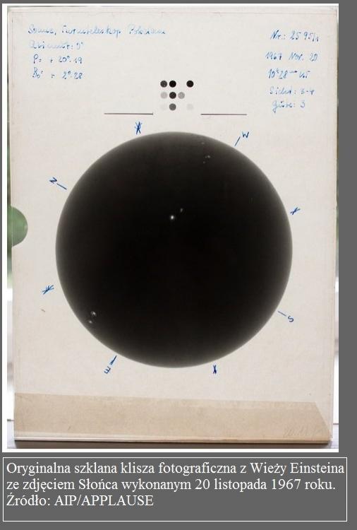 Poczdam pół wieku badań Słońca dostępnych w formie cyfrowej3.jpg