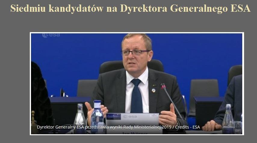 Siedmiu kandydatów na Dyrektora Generalnego ESA.jpg