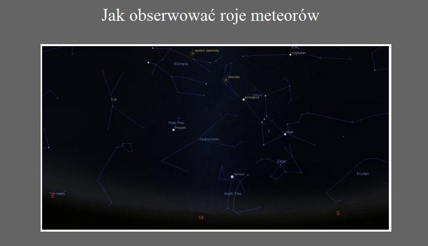 Zbliża się maksimum roju Orionidów. Pogoda sprzyja. Księżyc sprzyja. Nic, tylko oglądać2.jpg