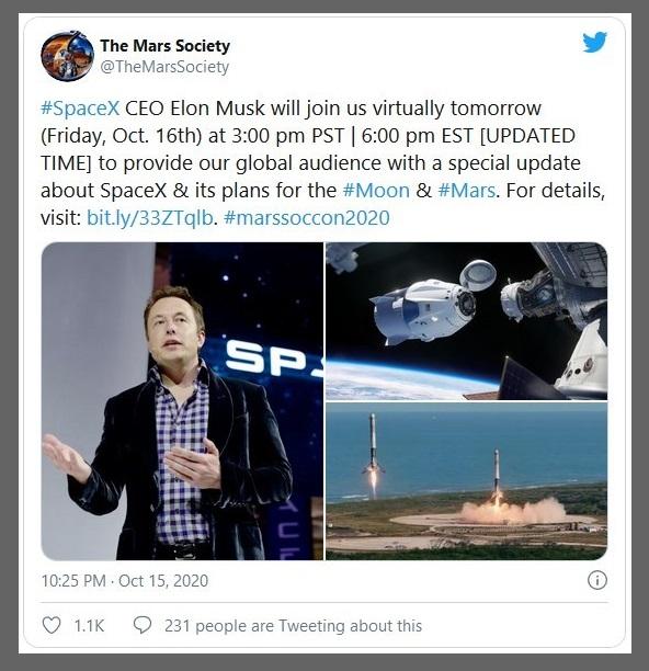 Elon Musk mówi a właściwie to powie, bo dziś wieczorem ujawni najnowsze plany SpaceX2.jpg