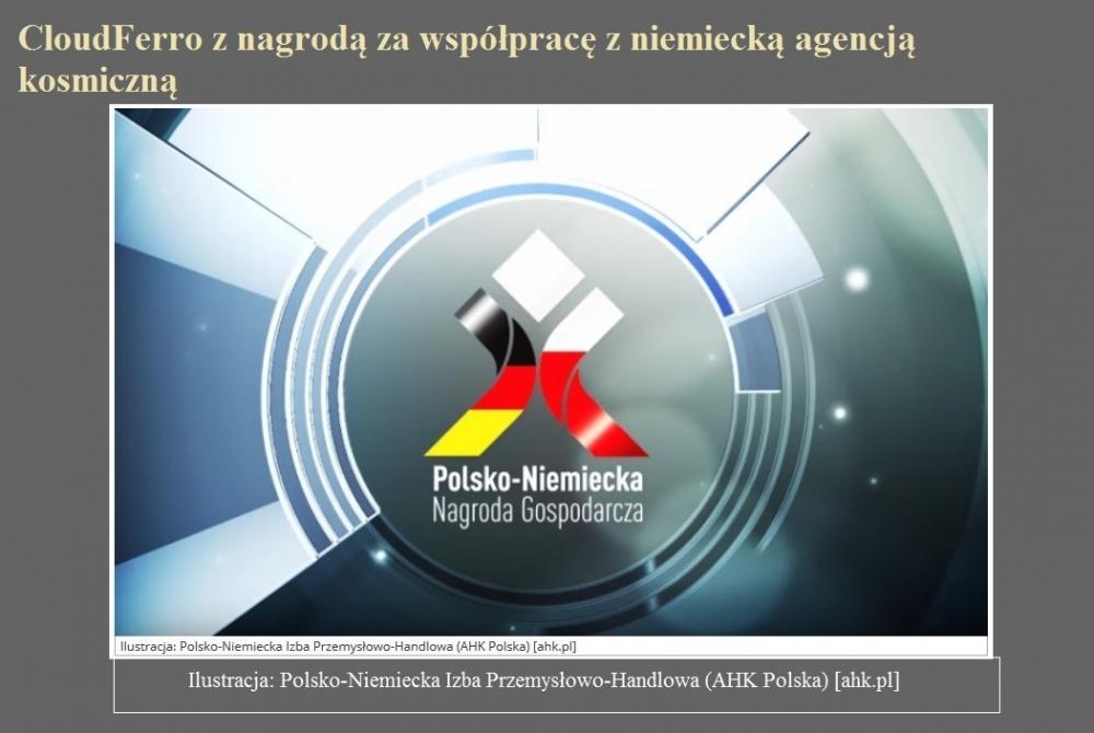 CloudFerro z nagrodą za współpracę z niemiecką agencją kosmiczną.jpg
