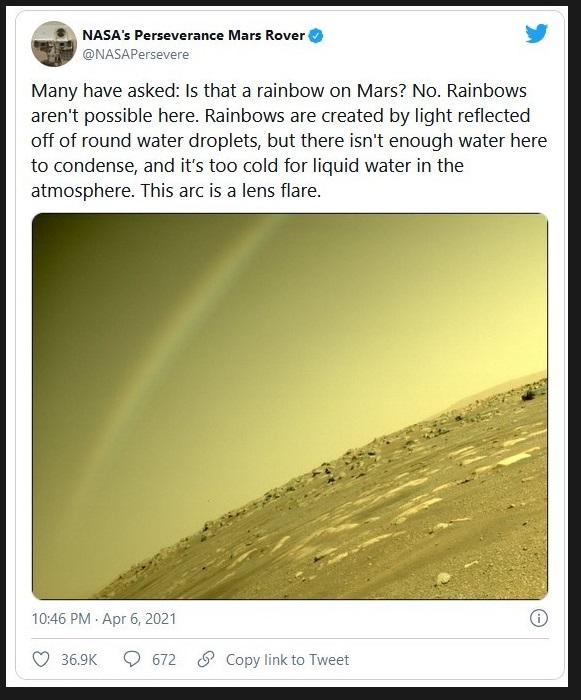 Zagadka rozwiązana. NASA wyjaśnia, że tęcza na Marsie to… nie jest tęcza2.jpg