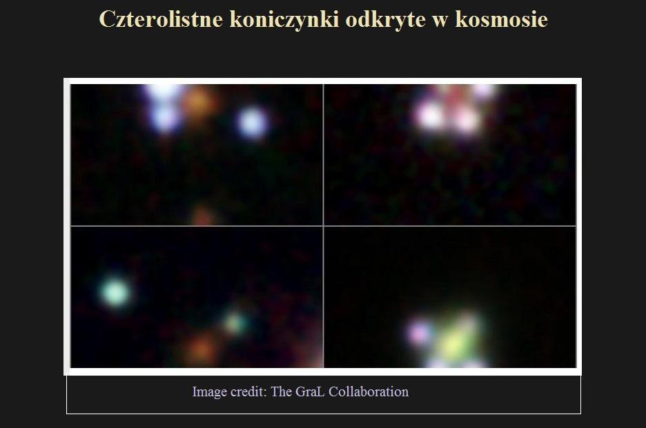 Czterolistne koniczynki odkryte w kosmosie.jpg