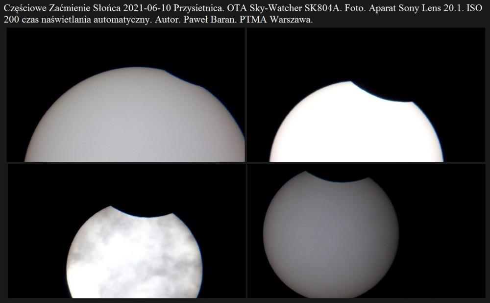 Częściowe Zaćmienie Słońca 2021-06-10 Przysietnica.jpg