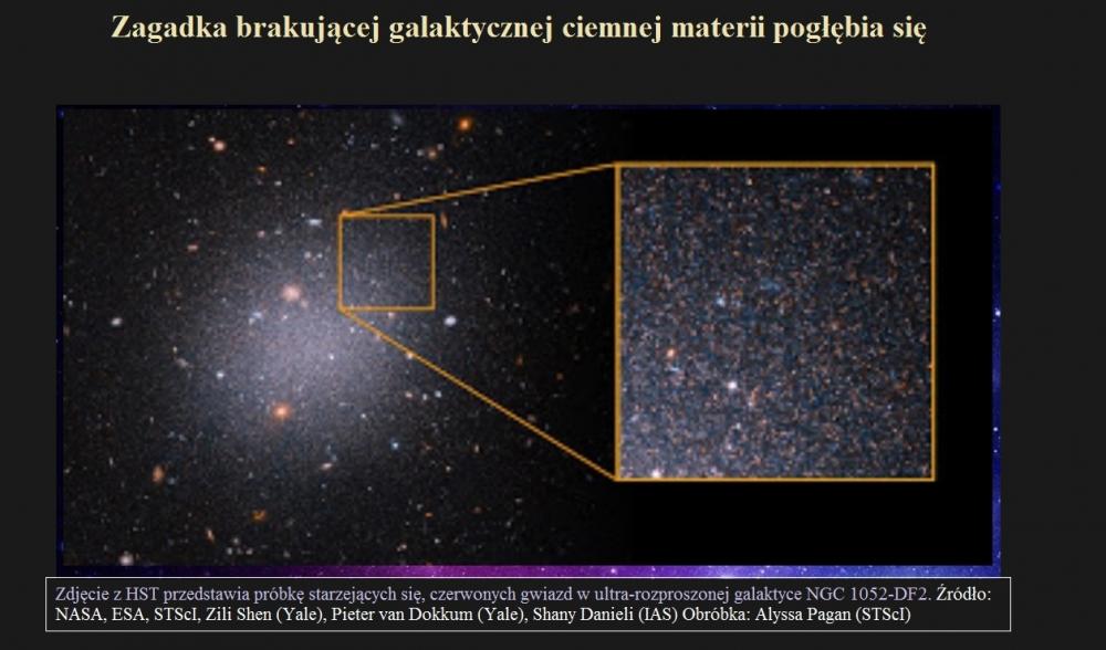 Zagadka brakującej galaktycznej ciemnej materii pogłębia się.jpg
