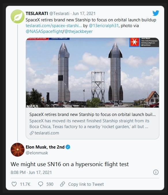 Starship SN16 idzie na żyletki Elon Musk nic z tego2.jpg