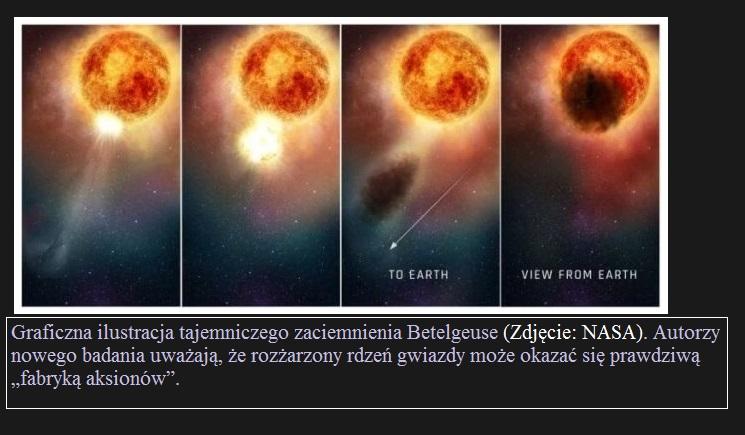 Betelgeza może wytwarzać cząsteczki ciemnej materii2.jpg