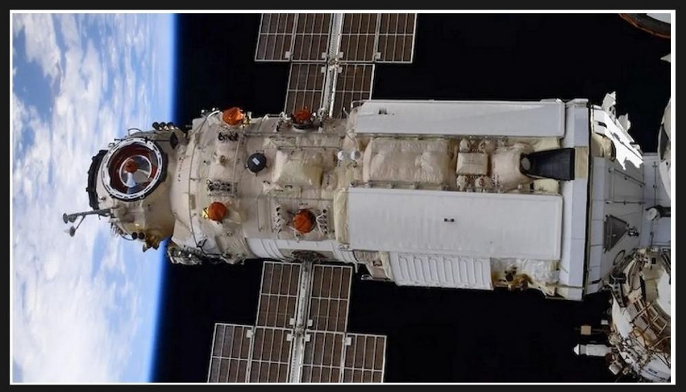 Międzynarodowa Stacja Kosmiczna spłonie w atmosferze szybciej, niż oczekiwano2.jpg