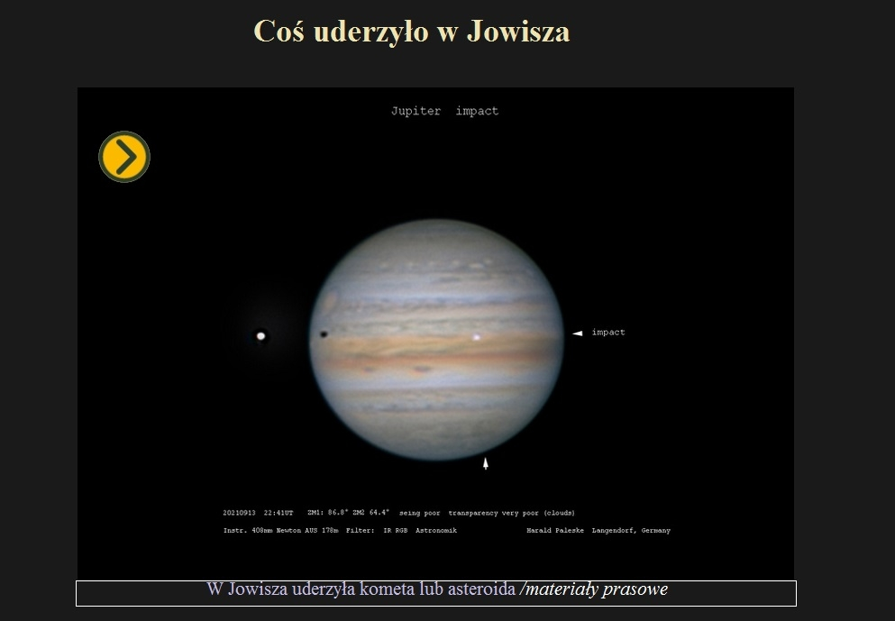 Coś uderzyło w Jowisza.jpg
